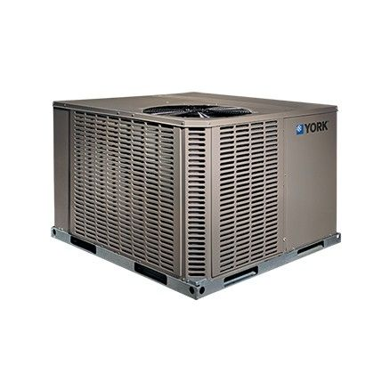 BHQ Packaged Rooftop Unit Heat Pump