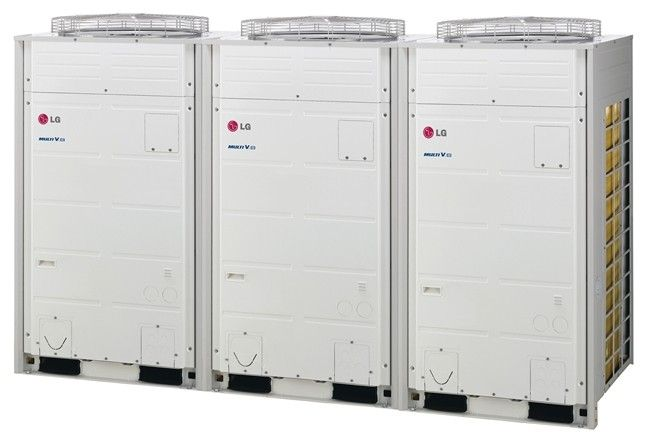 LG Multi V air conditioners